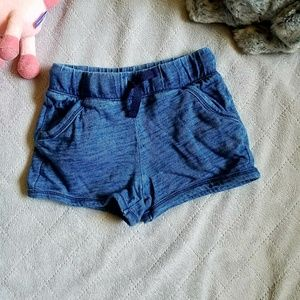 Cat and Jack toddler girl shorts